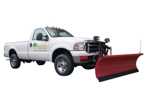 Kevin's Snow Plow Truck